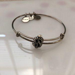 Alex and Ani Sailor Knot Bracelet